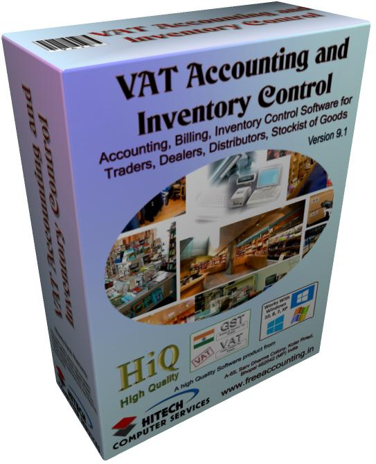 Buy VAT Accounting and Inventory Control Now.